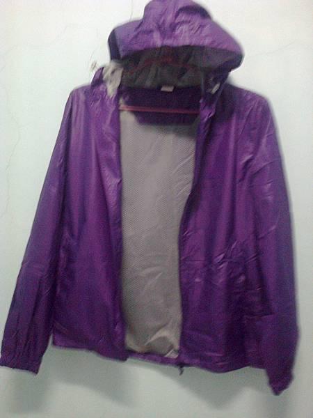 紫色風衣2