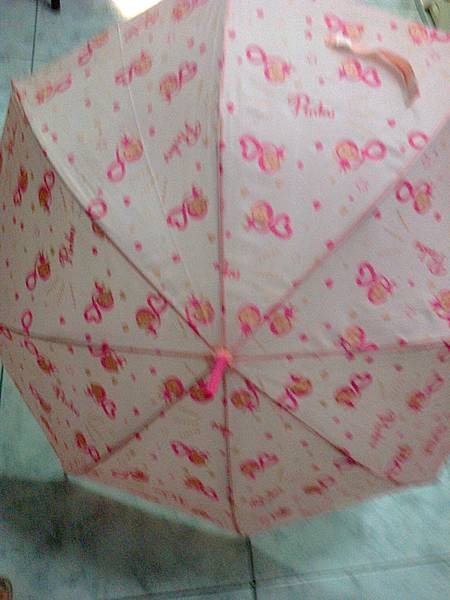 pinky雨傘1