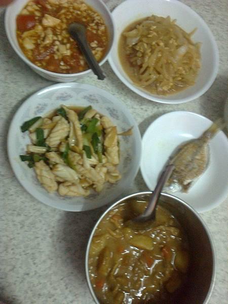 豐盛的晚餐2
