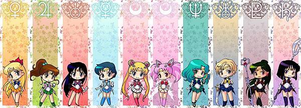 Sailor Moon美少女戰士