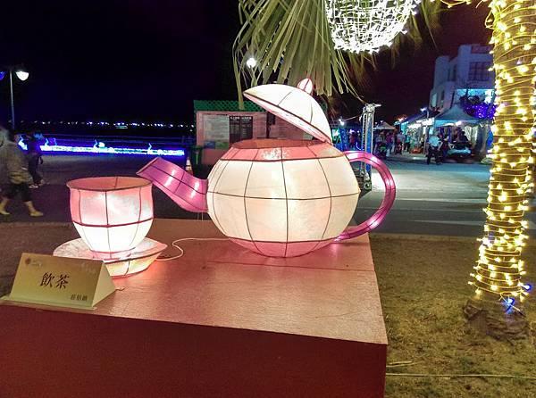 大鵬灣燈會