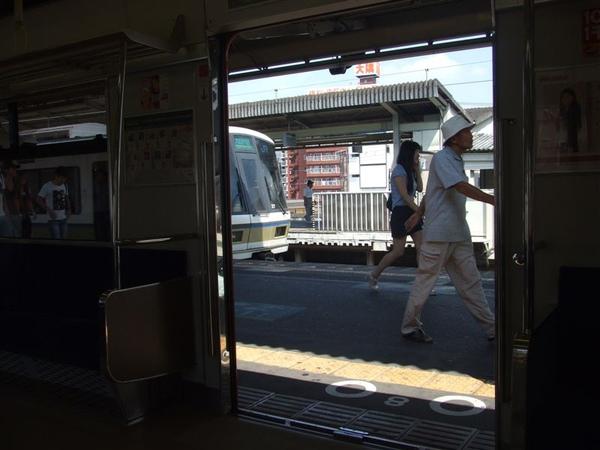 今天要去大阪車站附近囉~