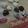 自製chocolate~