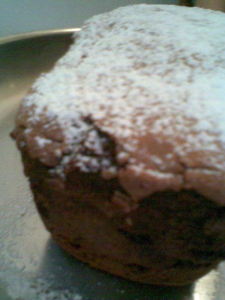 朱古力雪芳蛋糕