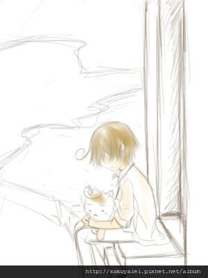 羅維諾與貓