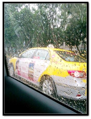 Raining Taipei
