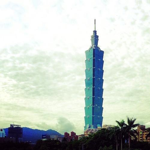 台北寫旅行 01