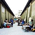 駁二夏午茶時間-蓬萊廣場 09