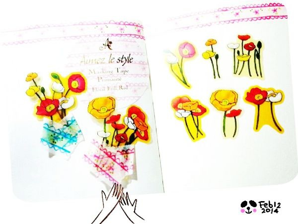 20140227 花束貼紙包 01.jpg