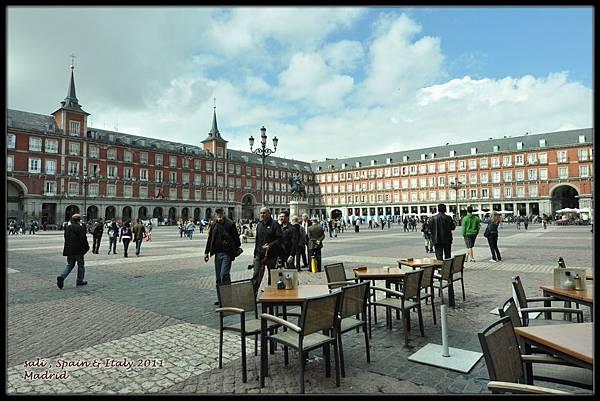 Mayor plaza