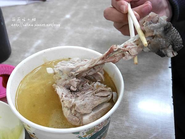 三和夜市美食麻油雞 (14).JPG