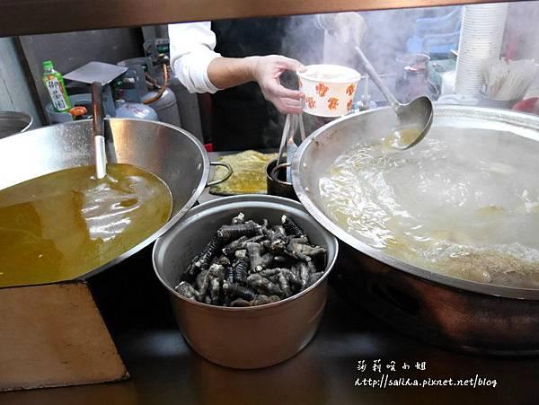 三和夜市美食麻油雞 (2).JPG