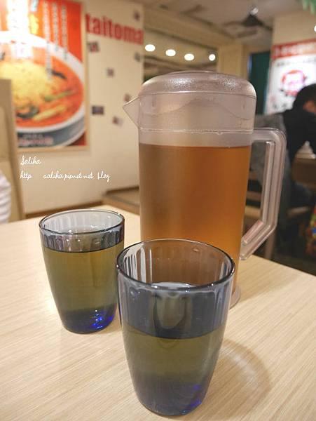 台北車站美食便宜好吃拉麵義大利麵大陽蕃茄麵 (17).JPG