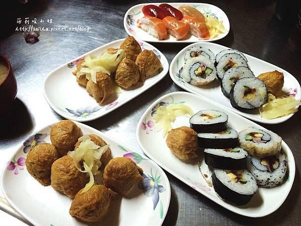 台南赤崁樓美食山根壽司 (8).jpg