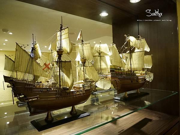 東區美食新帆船餐廳 (5).JPG