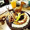 大坪林站zoo咖啡動物園咖啡鬆餅下午茶 (3).jpg