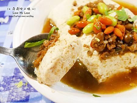 深坑老街素食餐廳推薦陳家豆腐 (7).JPG