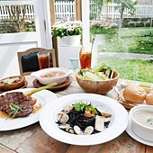 陽明山美軍宿舍白房子Yang Ming Cafe (33).JPG