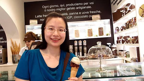 7.16Venchi 冰淇淋 (1).JPG