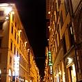 佛羅倫斯夜景
