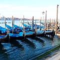清晨威尼斯