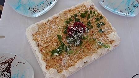 米其林餐廳甜點-派