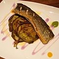 IL RIDOTTO米1星午餐-主菜魚 (7)