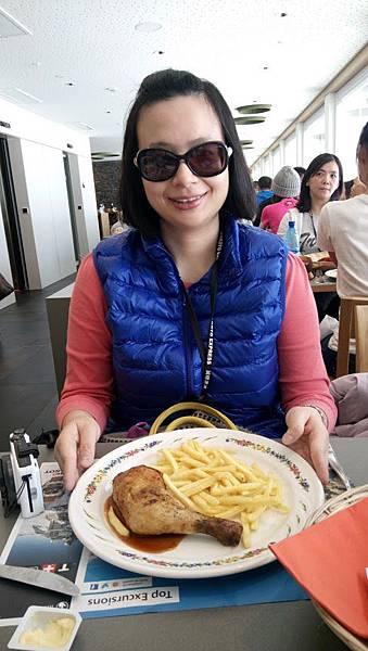 少女峰餐廳