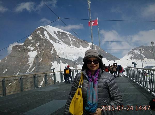 少女峰觀景台