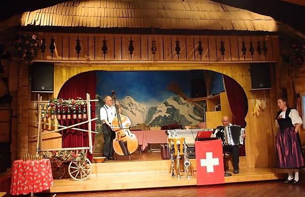瑞士傳統民俗秀