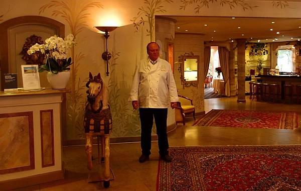 Residenz Heinz Winkler米其林晚宴