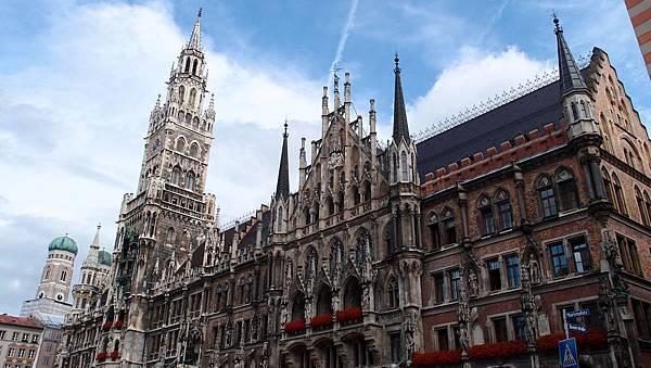 慕尼黑 新市政廳