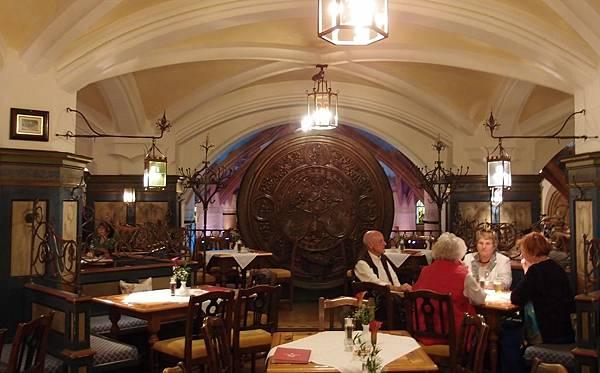 慕尼黑市政廳地窖餐廳