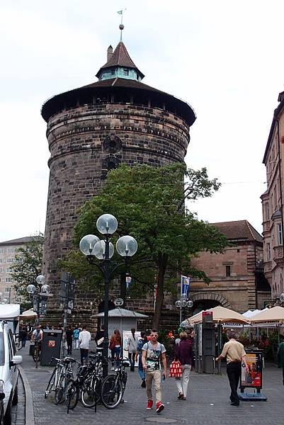 紐倫堡 國王塔