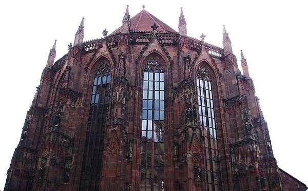 紐倫堡 聖塞巴德教堂