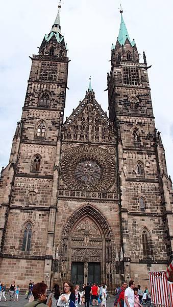 紐倫堡 聖羅倫茲教堂