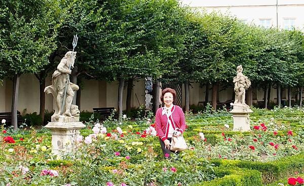 班堡 玫瑰花園