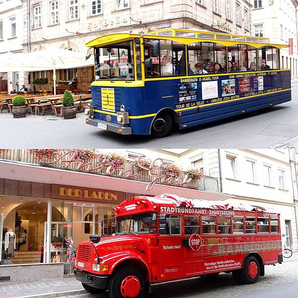 班堡 City Tours