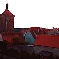羅騰堡古城牆