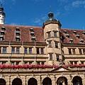 羅騰堡 市政廳