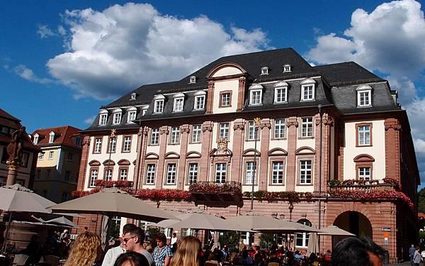 海德堡 市政廳