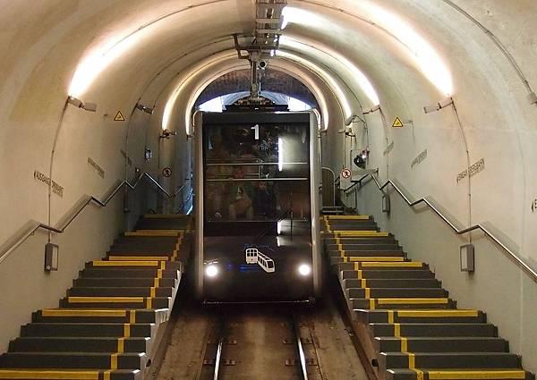 海德堡 登山電車