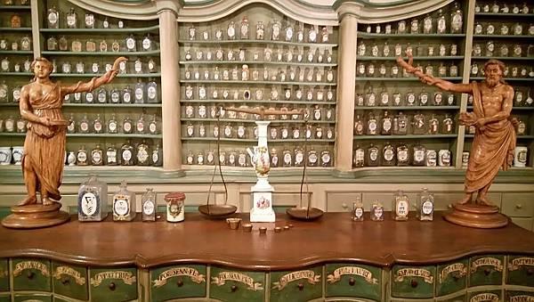 海德古堡 藥事博物館