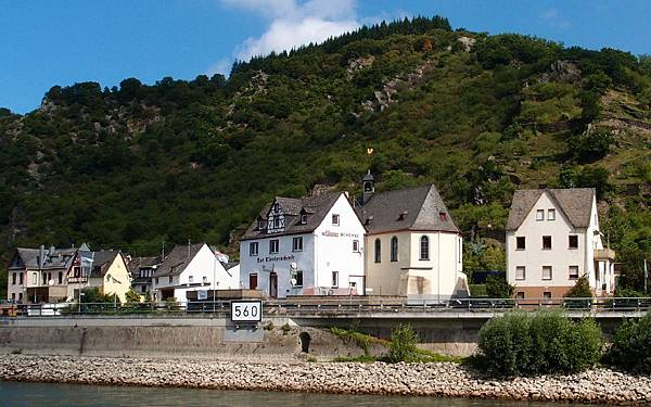 萊茵河遊船Ehrenthal zur Klosterschenke