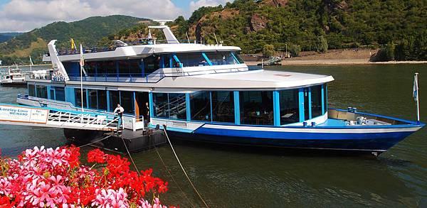 萊茵河遊船