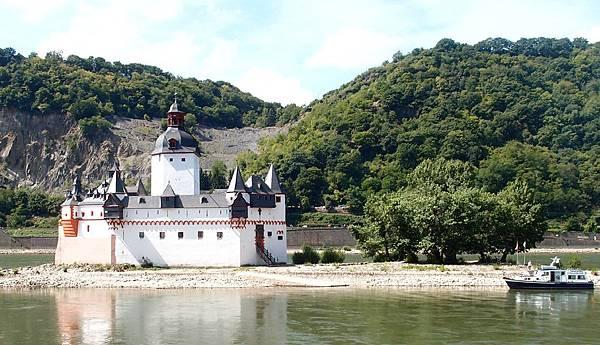 萊茵河遊船 普法茲城