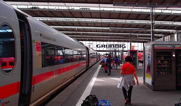 慕尼黑車站