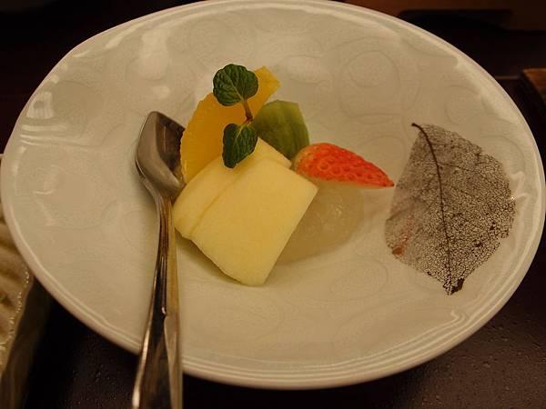 有馬溫泉飯店  會席料理