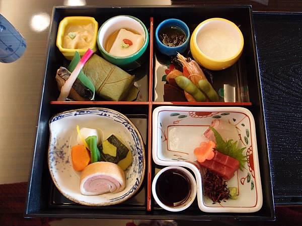 奈良飯店-典藏和風便當