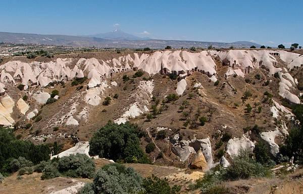 卡帕多奇亞奇石 鴿子谷